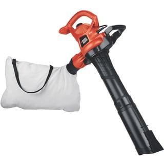 Black & Decker Lawn & Garden BV3600 12 Amp 240 Mph Blower Vacuum