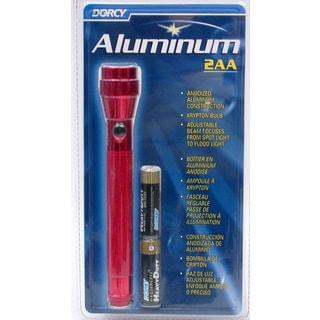 Dorcy 41-4016 2 AA Cell Aluminum Flashlight