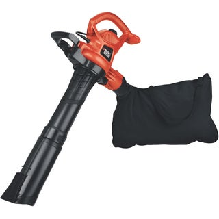 Black & Decker Power Tools BV5600 250 MPH High Performance Blower, Vac & Mulcher