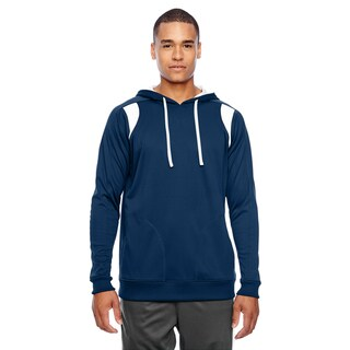 Elite Men's Big and Tall Sport Dark Navy/White Performance Hoodie (3 options available)