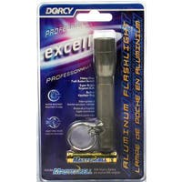 Dorcy 46-4001 1 AAA Cell Aluminum Keychain Light