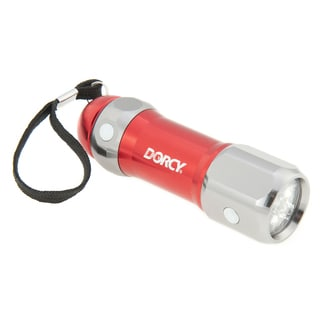 Dorcy 46-4253 27 Lumen LED Flashlight Assorted Colors