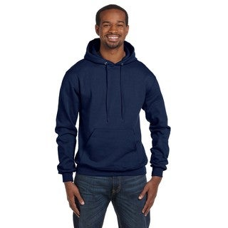 Men's Big and Tall Navy Pullover Hood