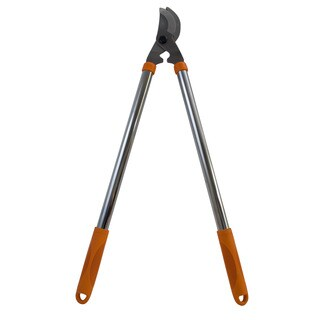 Flexrake LRB601 20 3/4-inch Light Duty Bypass Lopper With Steel Tube Handle