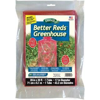 Link to Gardeneer BRG-20 Better Reds Greenhouse Similar Items in Gardening