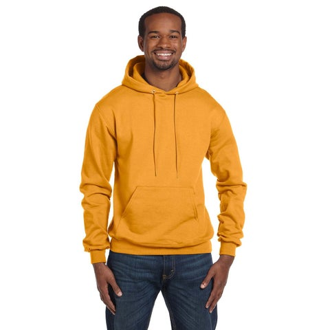 Men's Big and Tall Gold Pullover Hood