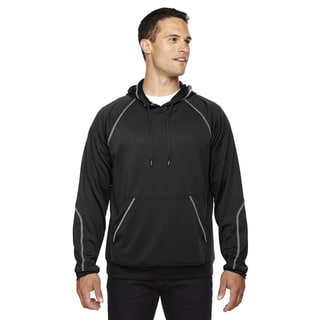 Pivot Performance Men's Black 703 Fleece Hoodie