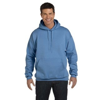 Men's Big and Tall Ultimate Cotton 90/10 Carolina Blue Pullover Hood