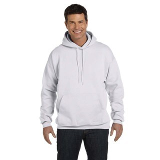 Men's Big and Tall Ultimate Cotton 90/10 Ash Pullover Hood