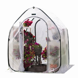 Flowerhouse FHPH155 5-feet Plant House
