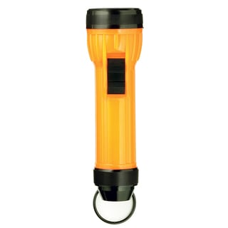 GreatLite 32043 Orange & Black Utility Flashlight