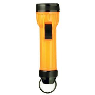 GreatLite 32043 Orange & Black Utility Flashlight
