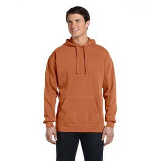 Men's Big and Tall Yam Garment-Dyed Pullover Hood
