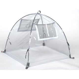 Nuvue 24040 22-inch X 22-inch Transparent Pop Up Greenhouse
