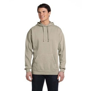 Men's Big and Tall Sandstone Garment-Dyed Pullover Hood