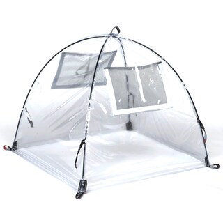 Nuvue 24042 28-inch X 30-inch Transparent Pop Up Greenhouse