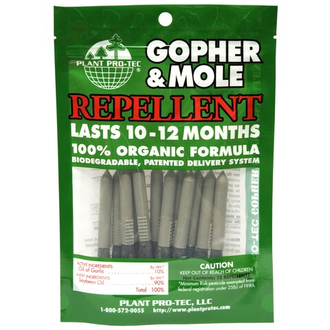 Orcon PP-RGM12 Gopher & Mole Repellent 12-count