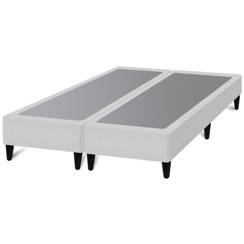 King size Box Spring Innovative Steel - Crown Comfort