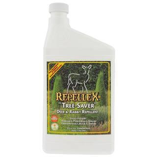 Repellex 10002 1-quart Original Formula Deer & Rabbit Repellent Concentrate|https://ak1.ostkcdn.com/images/products/12397467/P19218314.jpg?impolicy=medium