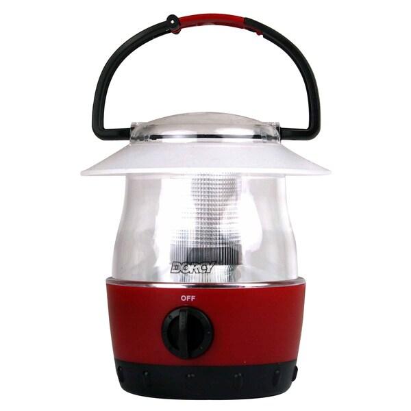 Dorcy  2  LED  ABS  Mini Brite Lantern  AA  Assorted