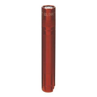 Mag K3A036 Red Solitaire Flashlight