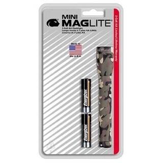 Mag M2A026 Camouflage Mini Flashlights