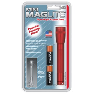 Mag M2A036 Red Mini Flashlights
