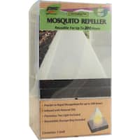 PIC PYR Pyramid Shape Mosquito Repel