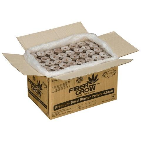 Planters Pride CRP0420FO Fiber Grow Premium Seed Starter Pellets 1,000-count