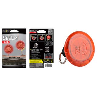 Nite Ize NSE2-03-10 Red See'Em Mini Spoke Lights|https://ak1.ostkcdn.com/images/products/12397640/P19218520.jpg?impolicy=medium