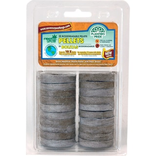Planters Pride RZE00420-4 Fiber Grow Pellet Refills 50-count