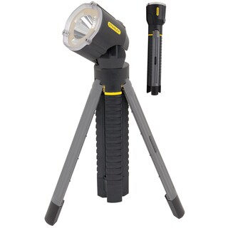 Stanley Hand Tools 95-112B Tripod Flashlight