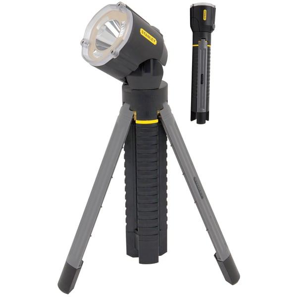 Stanley Hand Tools 95-112B Tripod Flashlight