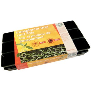Planters Pride RZP18350 18 Pot Transplant Kit