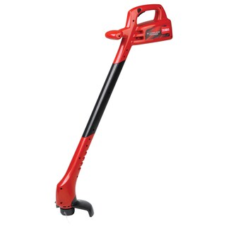 Toro 51467 8-inch 12 Volt Cordless Electric Trimmer