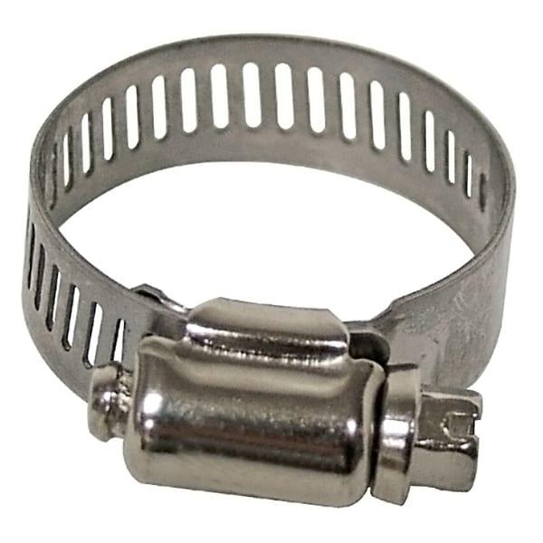 Plumb Shop Waxman 0167100 1/2-inch Stainless Steel Hose C...