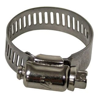 Plumb Craft Waxman 0167400 1-1/4-inch Stainless Steel Hose Clamp