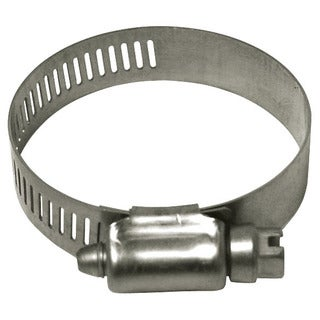 Plumb Craft Waxman 0167650 2-9/16-inch x 3-1/2-inch Stainless Steel Hose Clamp