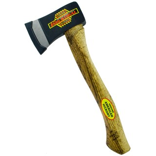 "Seymour AX-B1 41546 1-1/4 Lb Single Bit Axe 14"" Handle"