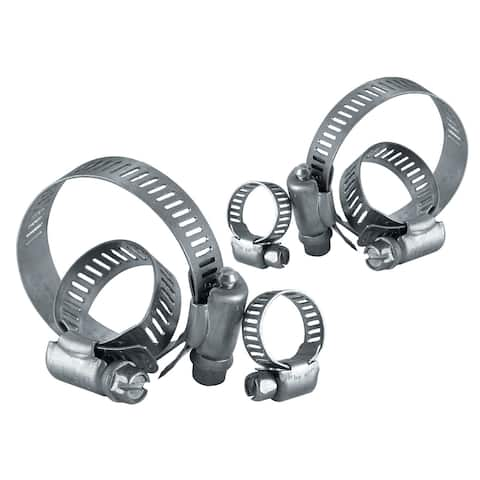 Plumb Craft Waxman 7622700A 1-1/4-inch Pipe & Hose Clamp