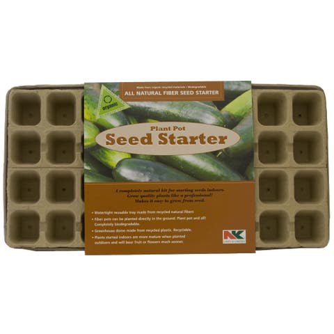 Plantation Products FT36HFB 11-inch X 22-inch Plant Pot Seed Starter Tray