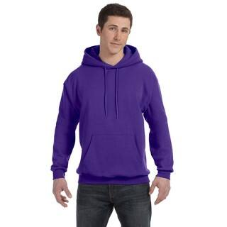 Men's Big and Tall Comfortblend Ecosmart 50/50 Pullover Purple Hooded Jacket|https://ak1.ostkcdn.com/images/products/12397895/P19218750.jpg?impolicy=medium