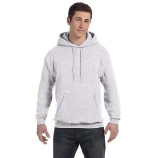 Men's Big and Tall Comfortblend Ecosmart 50/50 Pullover Ash Hooded Jacket