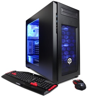 CYBERPOWERPC Gamer Xtreme GXi870 w/ Intel i5-6400 2.7GHz Gaming Computer