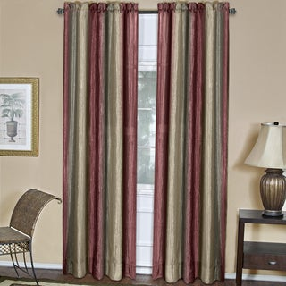 Ombre Polyester Window Curtain Panel