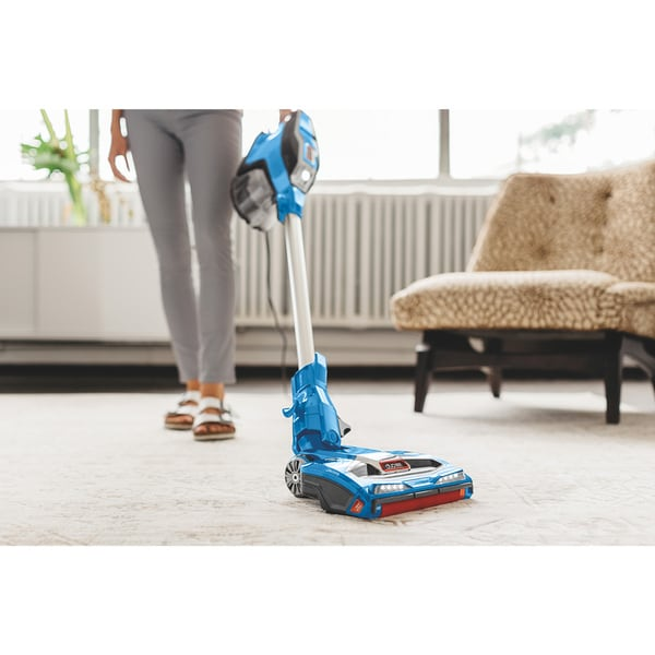 Shark Rocket DuoClean Bagless Upright Vacuum HEPA Blue