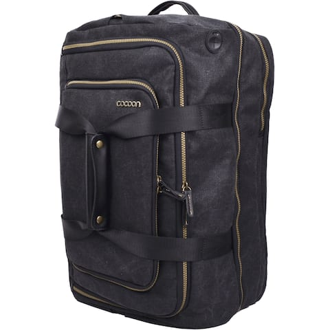 """Cocoon Urban Adventure Carrying Case (Backpack) for 17"""" Notebook - Black"""