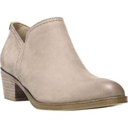 Women's Naturalizer Zarie Bootie Dover Taupe Nubuck