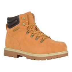 Men's Lugz Grotto Boot Golden Wheat/Cream/Bark/Gum Thermabuck