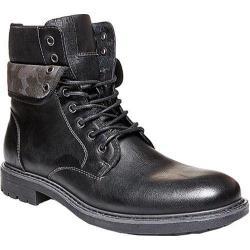 Men's Madden Nesbit Boot Black Synthetic